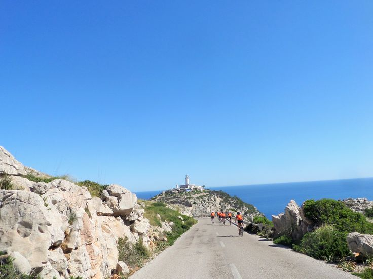 The Formentor Peninsula contains the most famous road in Mallorca and is regularly voted as one of the most beautiful areas of Spain.  http://www.cyclefiesta.com/multimedia/articles/mallorca-cycling-routes.htm