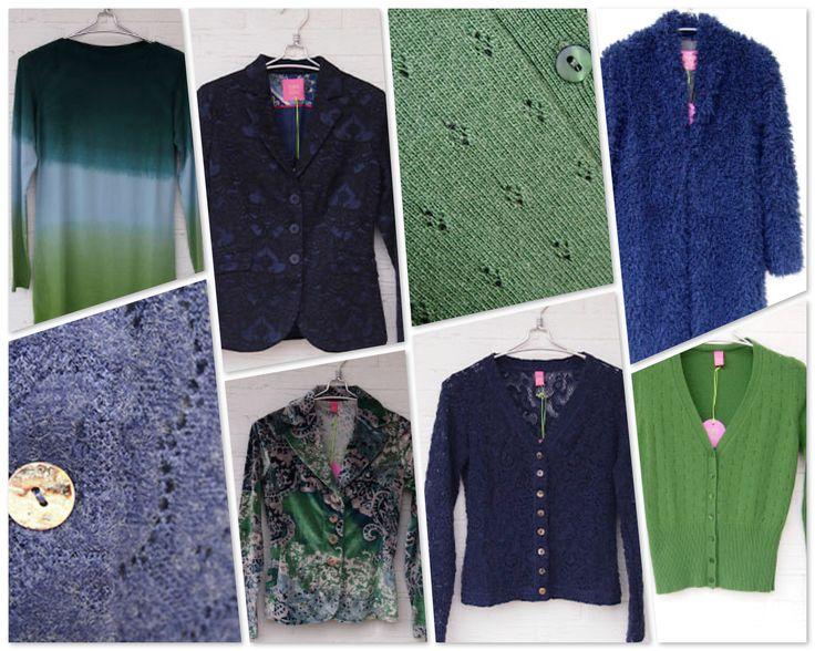 De eerste collecties van Kyra & Ko voor dit najaar zijn weer zó mooi!   Zoals altijd prachtige stoffen en kleuren.