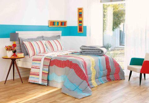 Arrumar a cama é o primeiro passo para começar o dia e deixar seu quarto mais bonito.