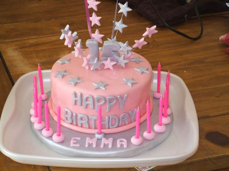 Silahkan baca artikel Girls Birthday Cake Design Ideas ini ...