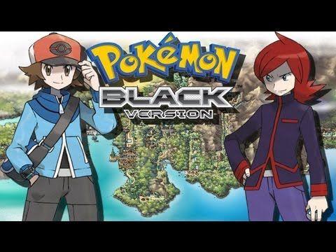Pokemon Black Hack Vs. Silver - YouTube