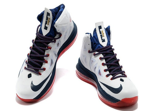891c4eae415 Big Discount Nike Lebron X 10 541100-100 Cheap sale X Olympic G ...