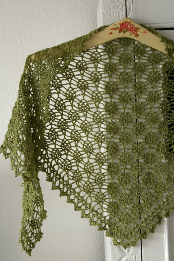 64 best Shawls images on Pinterest | Crochet shawl, Crochet clothes ...
