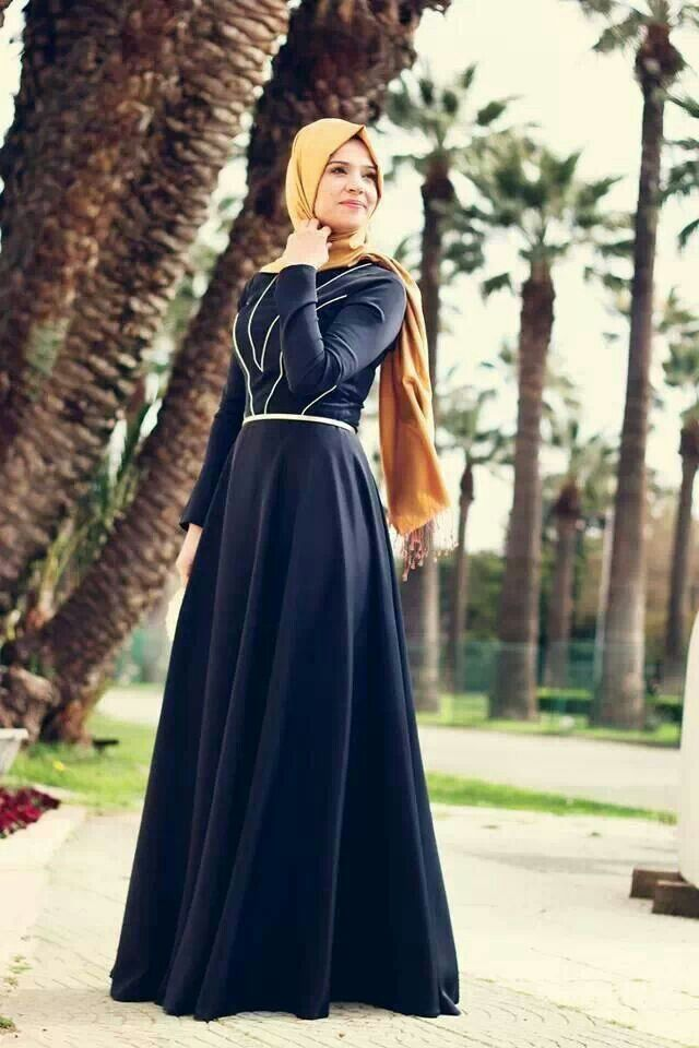 Extrem 1304 best Hijab & pashmina images on Pinterest | Hijab styles  MV55