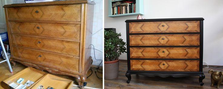 Antik bútor másképp, ahogy mi elképzeltük
