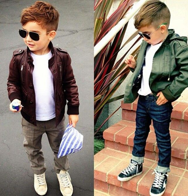 Young heartbreaker. His fashion is on point too!