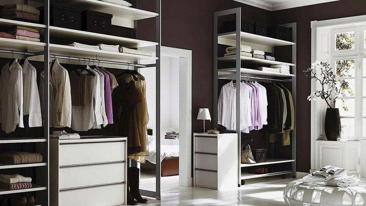 Fancy Begehbarer Kleiderschrank Innenausstattung und Schiebet ren