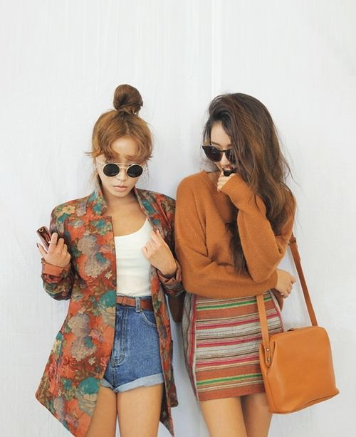 Following on from our 90s blog, this style exudes 90s cool!