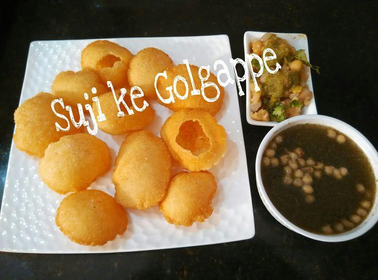 Pani Puri Recipe Bhavna S Kitchen