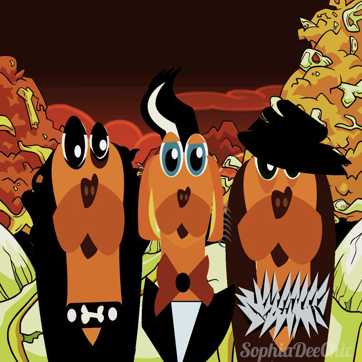 3 dogs mafia... #illustration