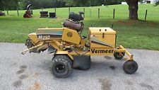 2005 VERMEER SC252 STUMP GRINDER 27HP KOHLER GAS ELECTRIC START SELF PROPELLEDapply now www.bncfin.com/apply