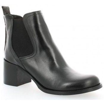 Fabrication: Italienne. Chaussant : - Couleur : Noir - Chaussures Femme 119,00 €