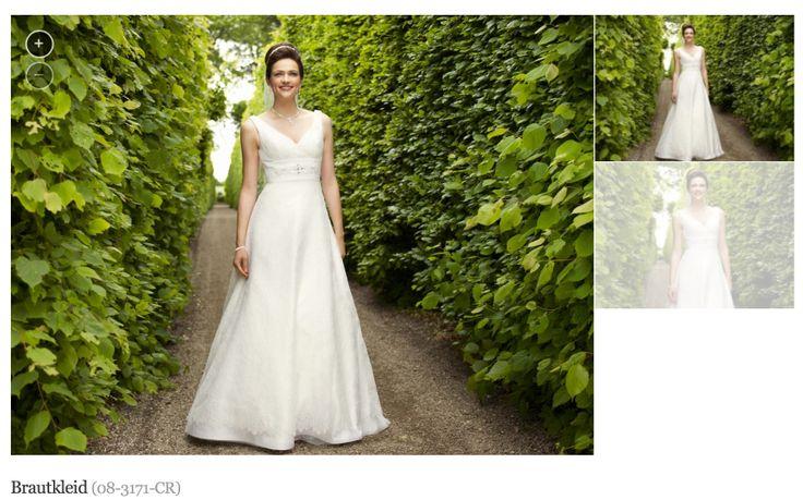 Hochzeitskleid Lilly, Spitze