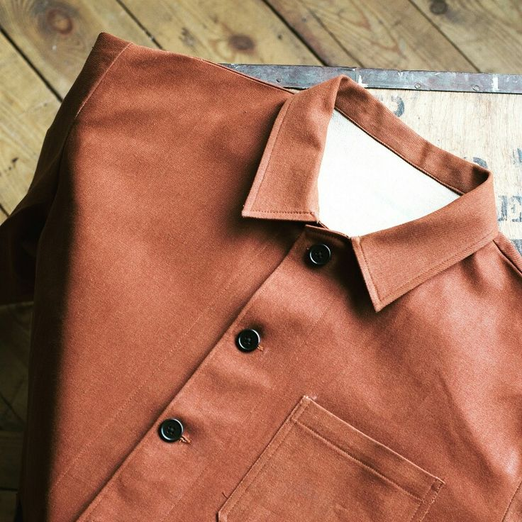 Germain in rust twill