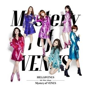 HELLOVENUS / HELLOVENUS - MYSTERY OF VENUS (6TH MINI ALBUM) [ HELLOVENUS ] [CD] :韓国音楽専門ソウルライフレコード