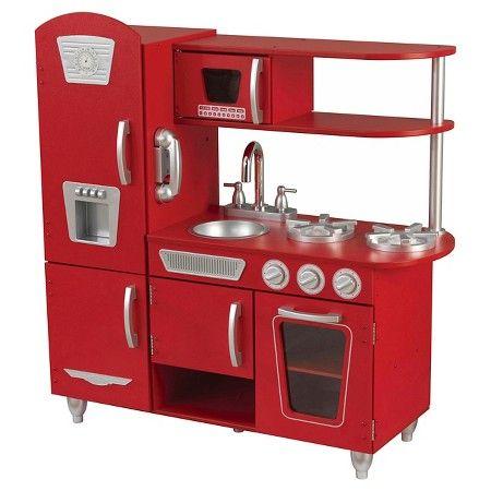 http://www.target.com/p/kidkraft-vintage-kitchen-red/-/A-12228577 - $89.99