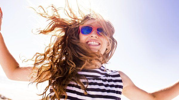 Hair sunscreen! The 411 on protecting your tresses.