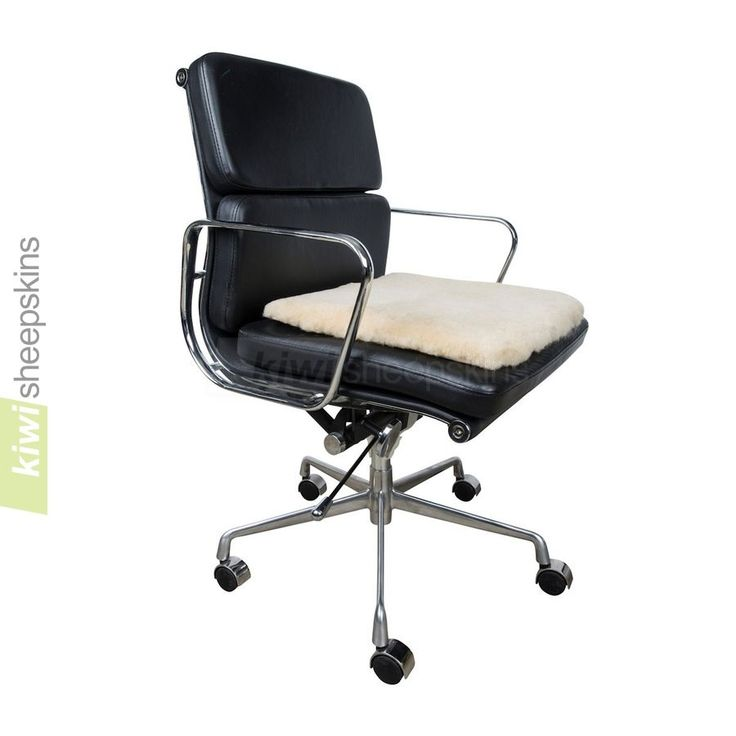 Sheepskin Seat Cover For Office Chair