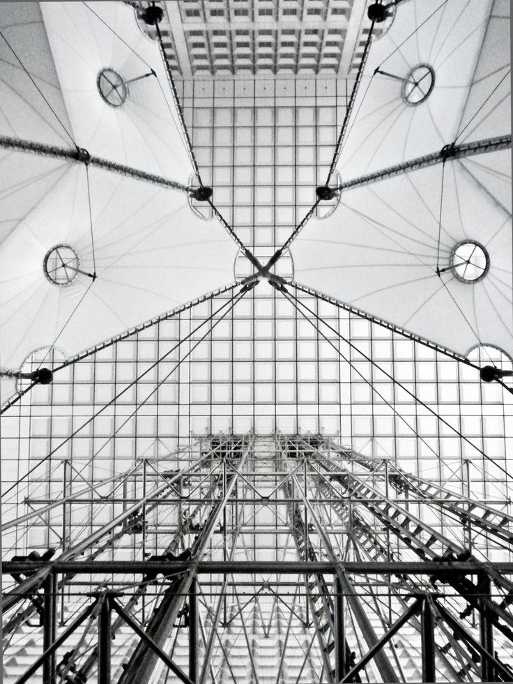 Paris, Grande Arche de La Defense