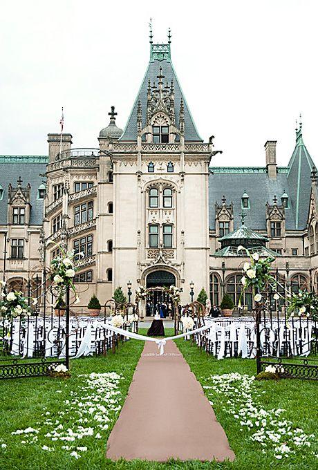 Brides: 50 Romantic Wedding Venues in the U.S.