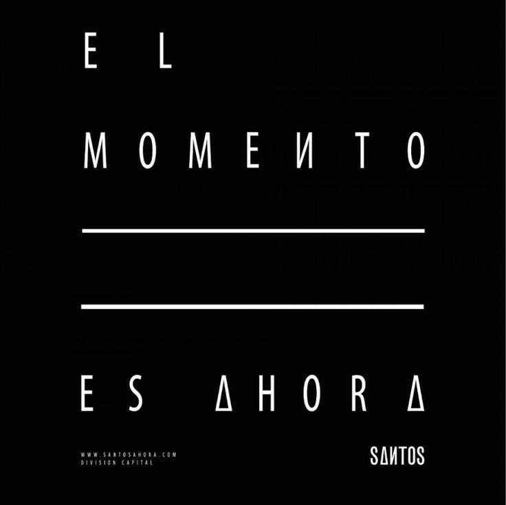 Facebook // El Momento es Ahøra | Santos // El Momento es Ahora