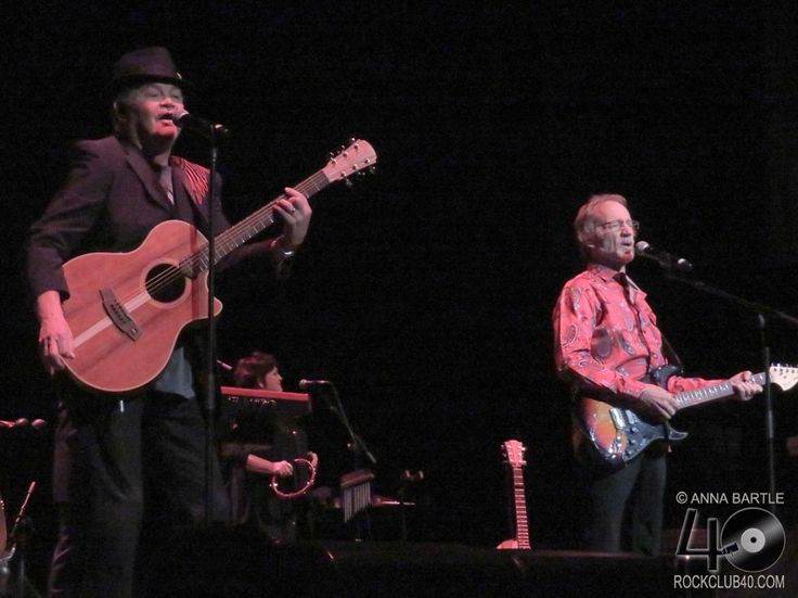 Review: THE MONKEES - State Theatre 10 Dec 2016