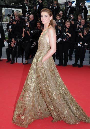 #ClotildeCourau #Cannes2014: le pagelle ai look dei protagonisti: Foto - Di•Lei - Donne