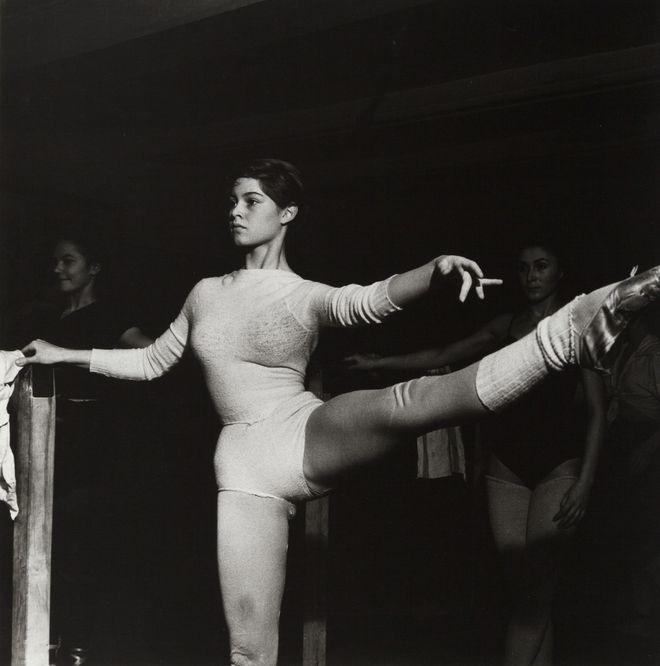 Brigitte Bardot, Paris, 1952 (v. 1979), Ed van der Elsken