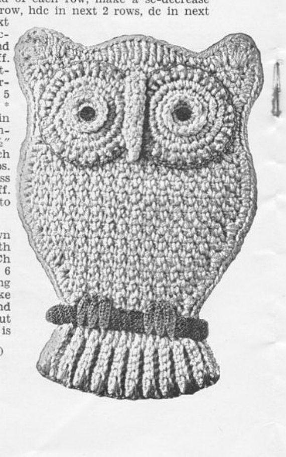 Mejores 49 imágenes de Crochet en Pinterest | Ganchillo, Artesanías ...