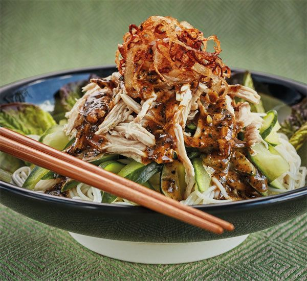 13 best japanese soba recipes images on pinterest japanese dishes steamed chicken breast silky somen noodles and a rich sesame sauce make a sensational trio ideal for a summer lunch by reiko hashimoto cook japan stay forumfinder Image collections