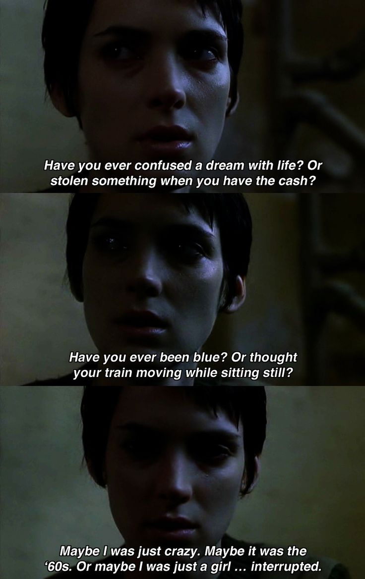 best ideas about girl interrupted girl girl interrupted avete mai confuso un sogno con la vita o rubato qualcosa anche
