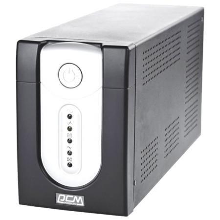 Powercom IMP-2000AP Black  — 12472 руб. —  Линейно-интерактивный ИБП PowerCom Imperial IMP-2000AP мощностью 2000 ВА с защитой телефонной и линии передачи данных, продажа которого осуществляется в НИКСе, обеспечит стабильную работу серверов, рабочих станций, аудио и видеотехники. Вы можете купить ИБП PowerCom Imperial IMP-2000AP с поддержкой холодного старта и подключить до 6 устройств, благодаря наличию 4 компьютерных розеток C13 и 2 компьютерных розеток без резервного питания, расположенных…