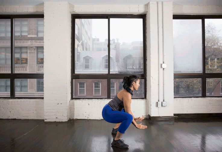 6. Squat Thrust to Frog Jump #bodyweight #workout #tabata http://greatist.com/fitness/best-tabata-moves
