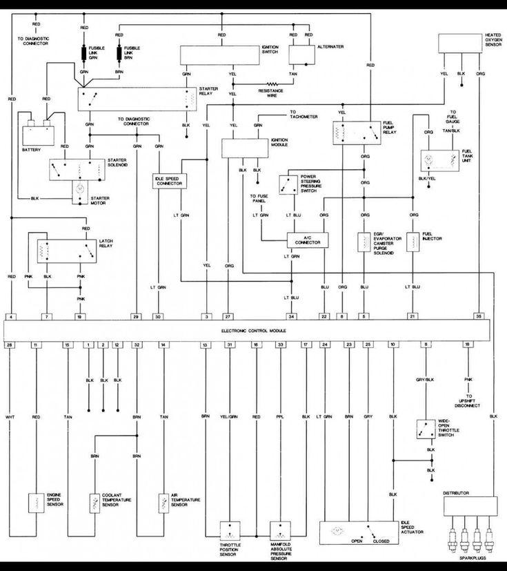 Jeep 6 6 Engine Wiring Diagram Di 2020