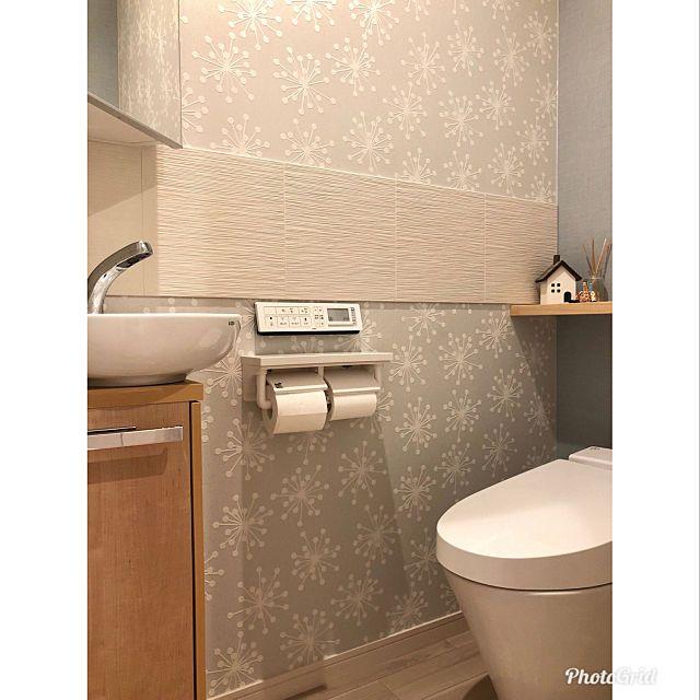 ボード トイレ 壁紙 のピン