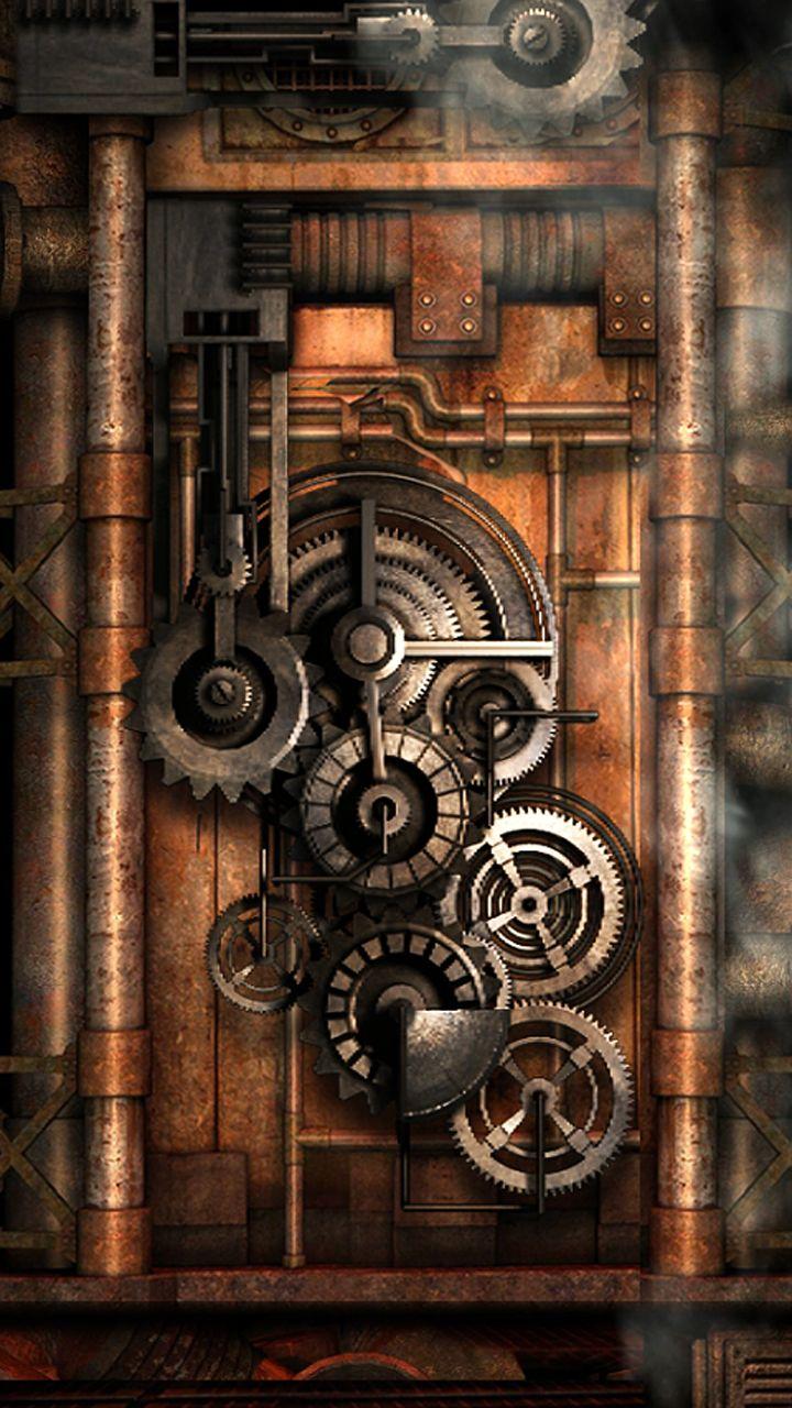steampunk animated wallpaper Steampunk wallpaper