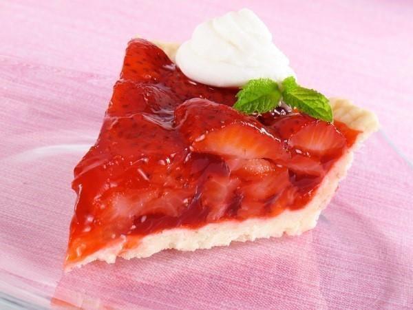 Comment faire un gâteau glacé aux fraises
