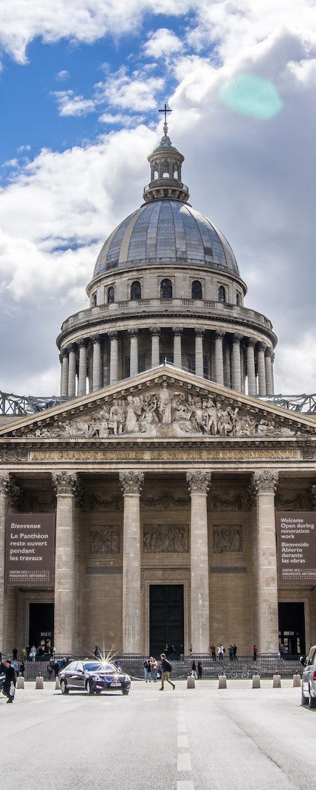Le Pantheon - Latin Quarter, Paris | France