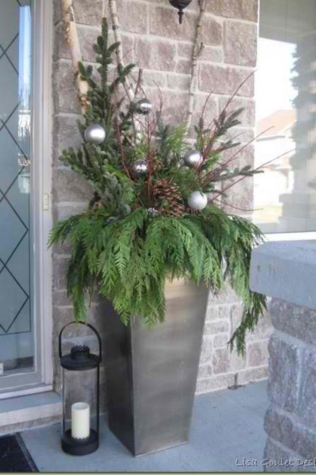 Is way to decorate your door way...