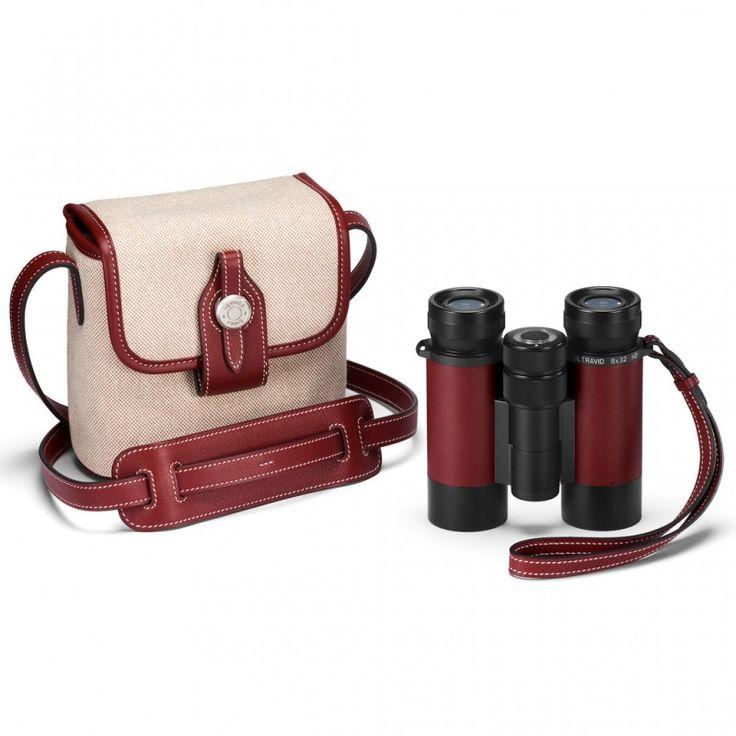 Leica and Hermes create limited-edition Ultravid Binoculars
