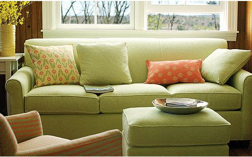 1000 Images About What Colors Go With A Green Couch On