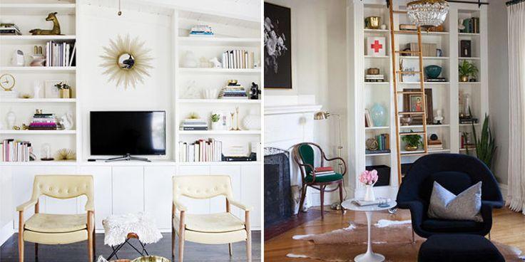 Quando il low cost sembra di lusso: 15 idee d'arredo creative con i mobili Ikea