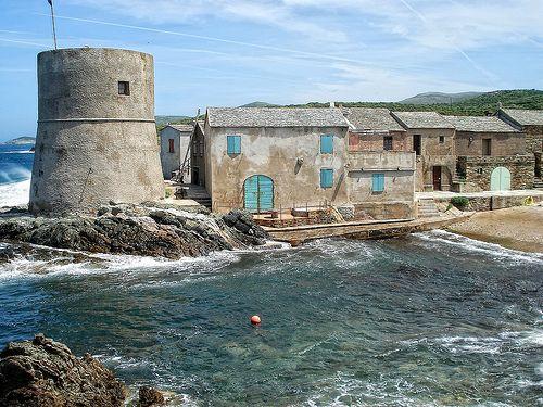 Corse - Cape à gauche