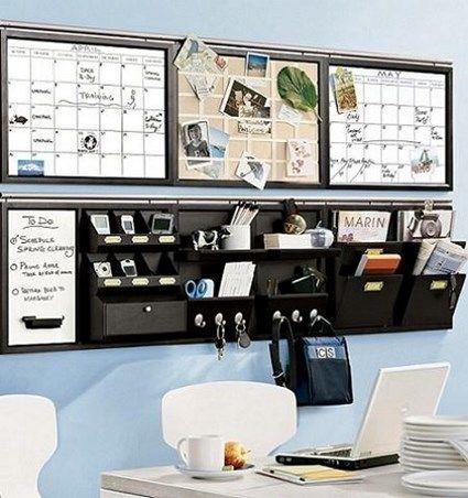 17 mejores ideas sobre organización de pequeña oficina en ...