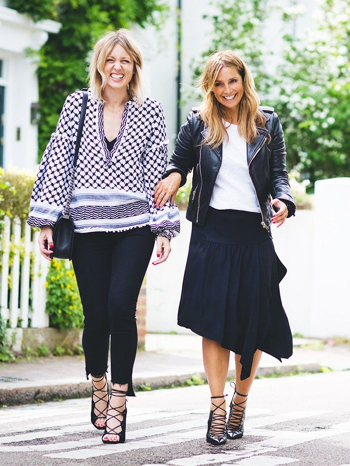Why You Need a Style Uniform in Your 30s, by Two Chic Girls Who Know via @WhoWhatWearUK