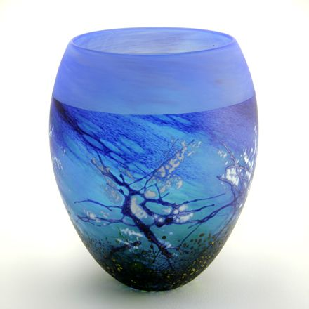 malcolm sutcliffe art glass | ... glass illustrated for sale on the malcolm sutcliffe glass gallery