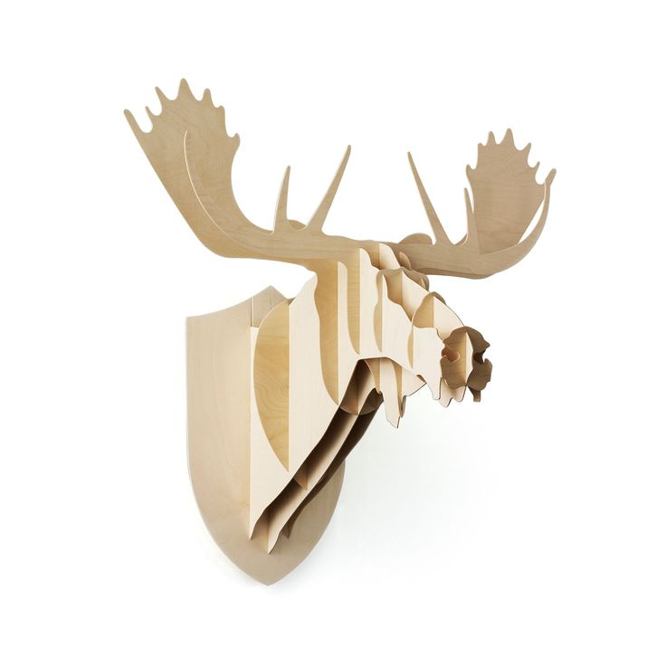 With the Trophy series, Swiss design firm Big Game confronts heritage and contemporary lifestyle in an innovative, fun way, by reintroducing hunting trophies in our living spaces.