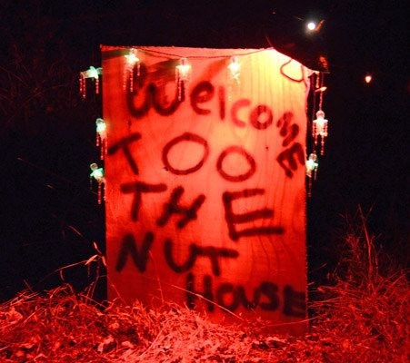 Creative names for a haunted house