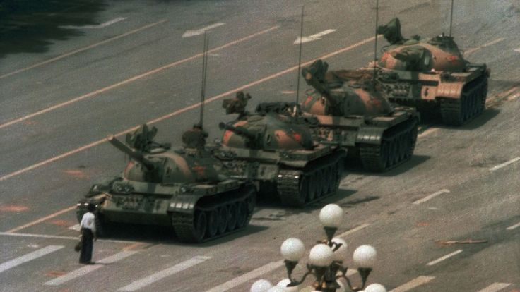 What happened to Tank Man, China's most famous Tiananmen Square protester? — Quartz