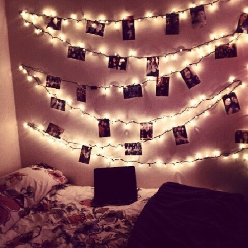 Lights & Pictures | String Lights <3